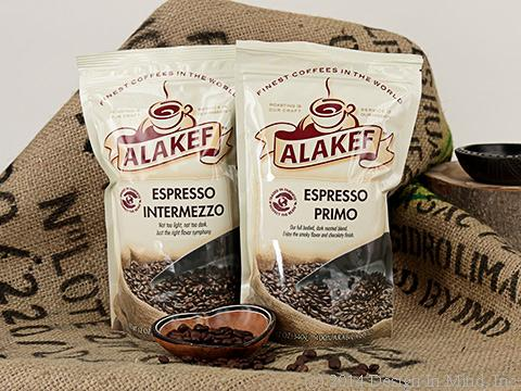 Blends of dark and medium roast coffees specifically for espresso.