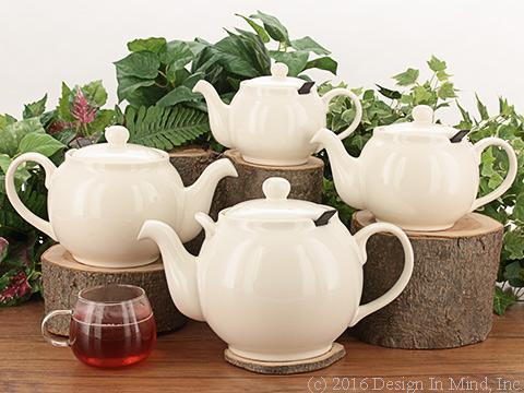 Chatsford Teapot - cream
