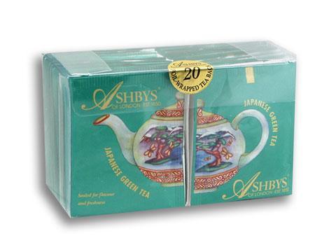 Ashbys Tea 20 ct - Black