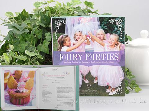 Fairy Parties by Colleen Mullaney