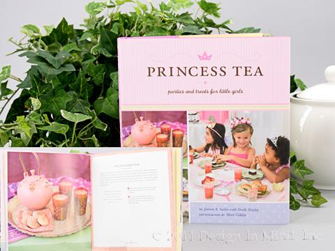 Princess Tea by Janeen A. Sarlin