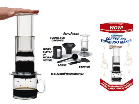 Aerobie Coffee & Espresso Maker