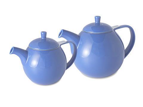 ForLife Curve teapot, blue