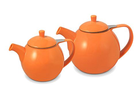 ForLife Curve teapot, carrot