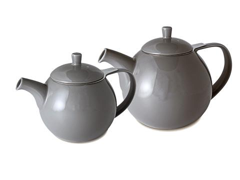 ForLife Curve teapot, gray