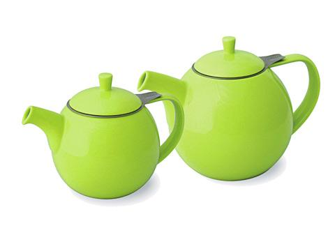 ForLife Curve teapot, lime
