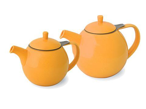 ForLife Curve teapot, mandarin