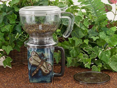 Zevro Simplissa Tea Maker