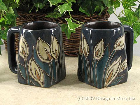 12 oz. Mara Stoneware mug