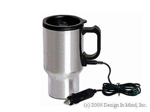 16 oz. Stainless steel Hot Mug