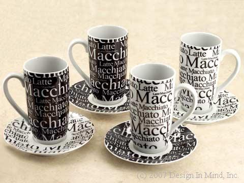 Macchiato Latte Set