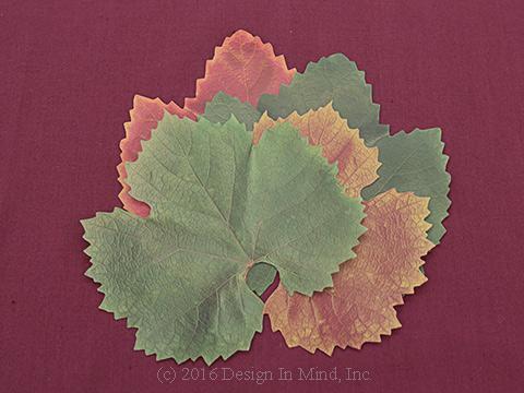 Parchment Grape Leaves