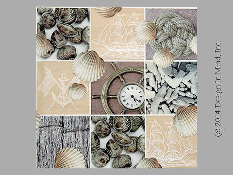 Shells napkin