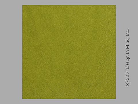 Olive Green napkin