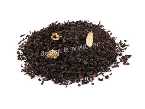 Black Tea, Cardamom