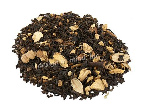 Flavored Black Tea, Masala Chai