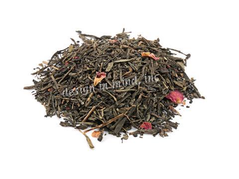 Green Tea, Wild Cherry
