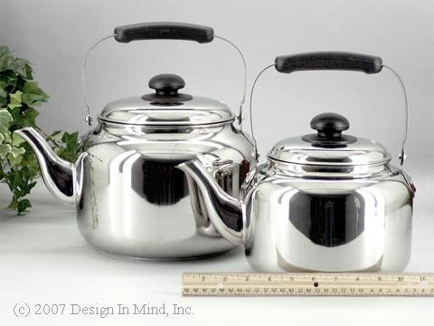 Country Tea Kettle