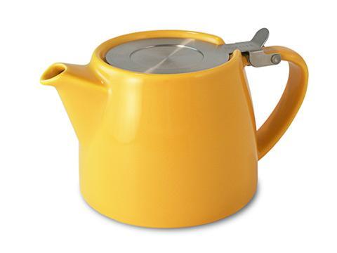 Stump teapot-mandarin