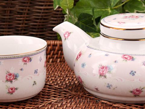 Tea for One Set - Petite Rose