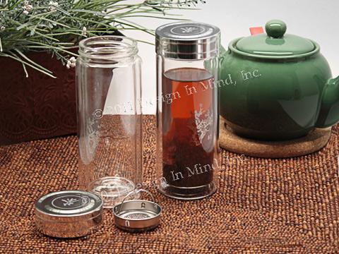 Glass Drinking Jar - 11 oz.