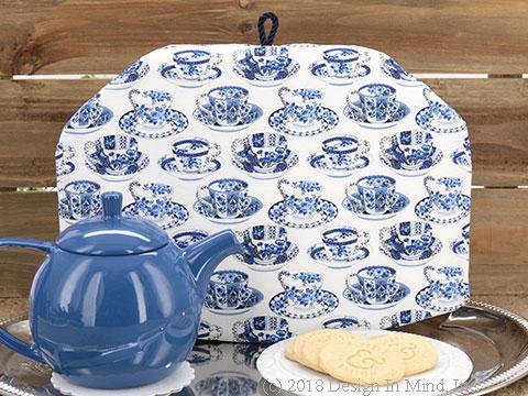 Tea Cozy - Russian Blue