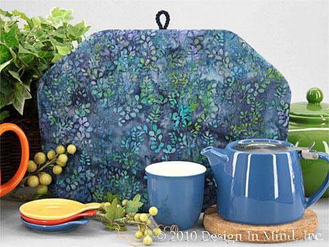 Tea Cozy - Jardin Bleu