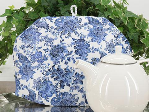 Tea Cozy - Porcelain Blue