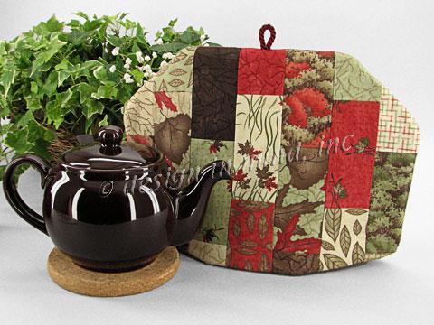 Tea Cozy - Woodlands Quilt