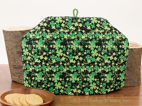 Tea Cozy - Dancing Shamrocks