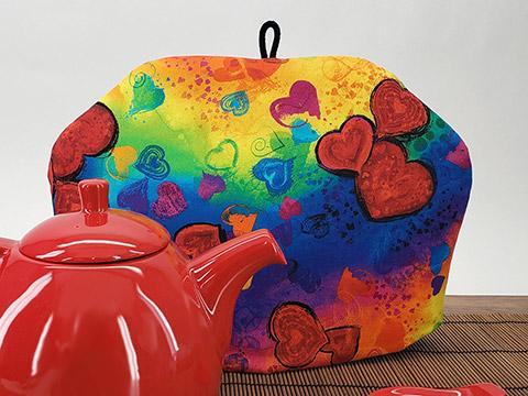 Tea Cozy - I Heart You