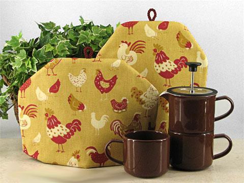 Tea Cozy - Kitchy Chicky