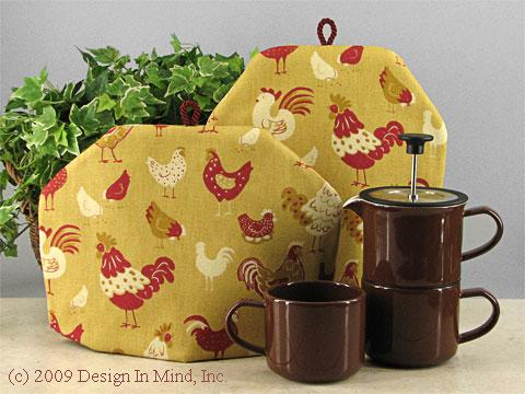Tea Cozy - Kitchy Chicky