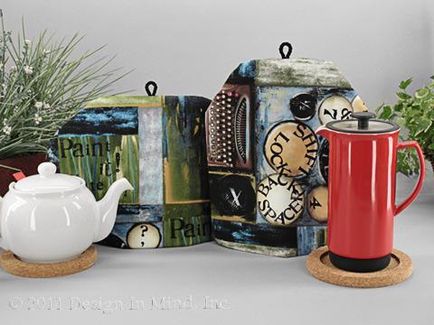 Tea Cozy - Artistic Type
