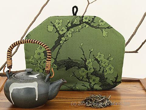 Tea Cozy - Sencha Green