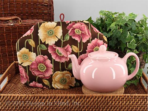 Tea Cozy - Poppy Talk