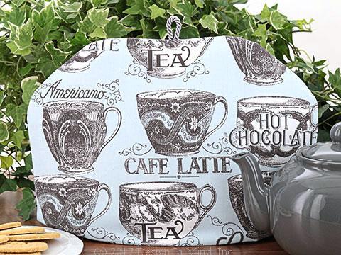 Tea Cozy - Silver Tea