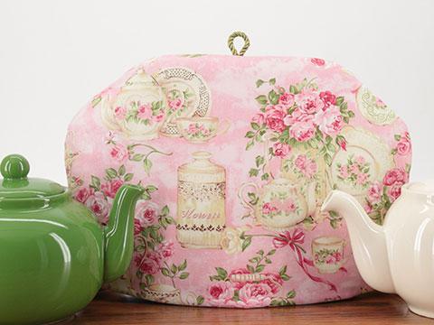 Tea Cozy - Rose Garden Tea