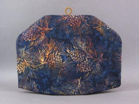 Tea Cozy - Pine Cone Batik