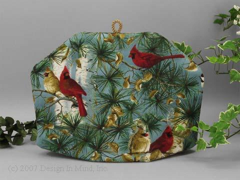 Tea Cozy - Woodland Perch