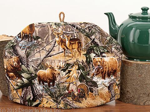 Tea Cozy - Hunter's Paradise
