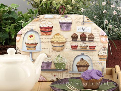 Tea Cozy - Risa's Cupcakery