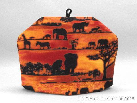 Tea Cozy - Serengeti II