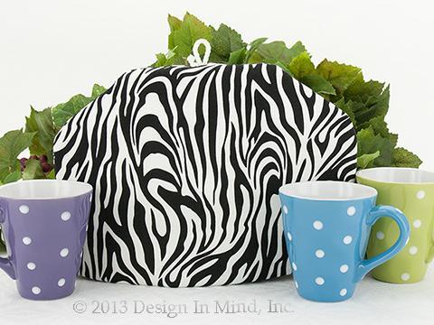 Tea Cozy - Zebra II