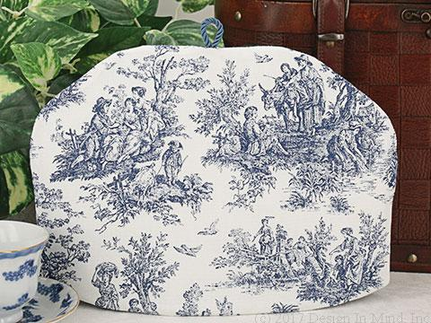 Tea Cozy - Toile Blue