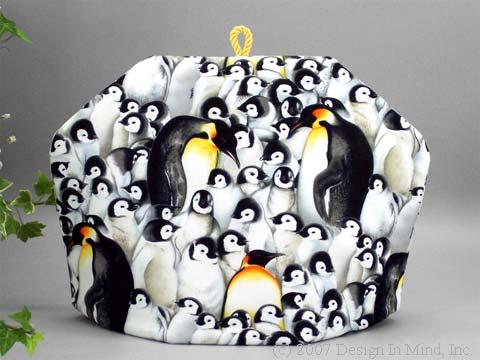 Tea Cozy - Penguin Plethora