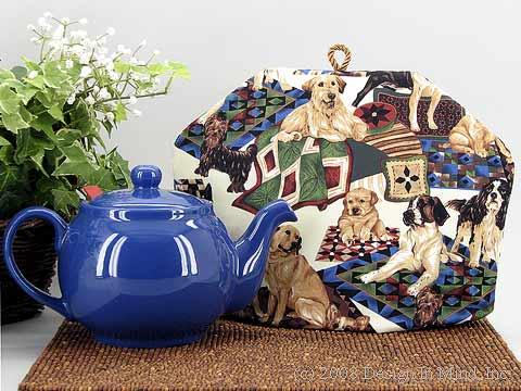 Tea Cozy - Dog On Comfort