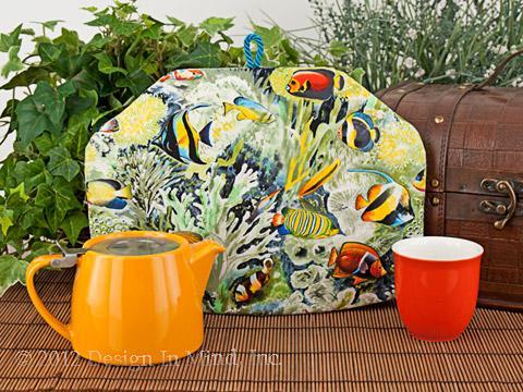 Tea Cozy - Coral Reef