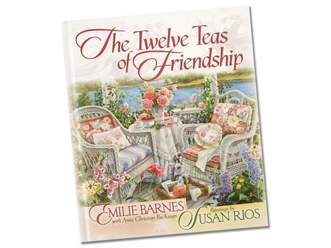 The Twelve Teas of Friendship
