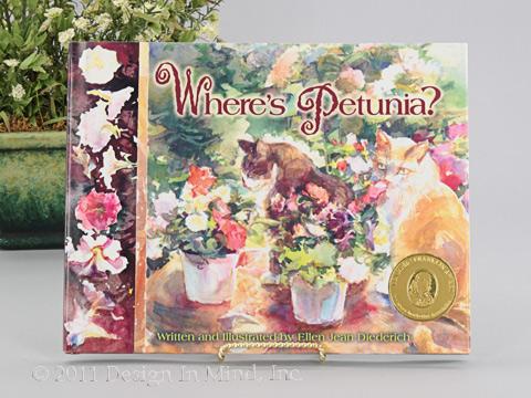 Where's Petunia? by Ellen Jean Diederich